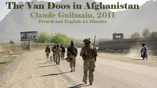 The Van Doos in Afghanistan 2011